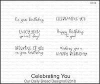ODBD Celebrating You