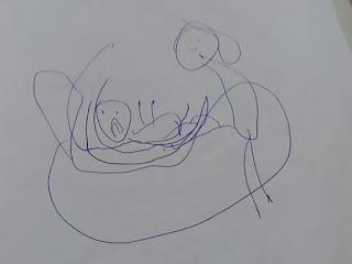 Gadis 5 Tahun Gambarkan Kejahatan Seksual yang Menimpanya, Ternyata Kisahnya Sangat Mengejutkan