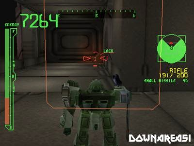 Armored Core Master of Arena PSX