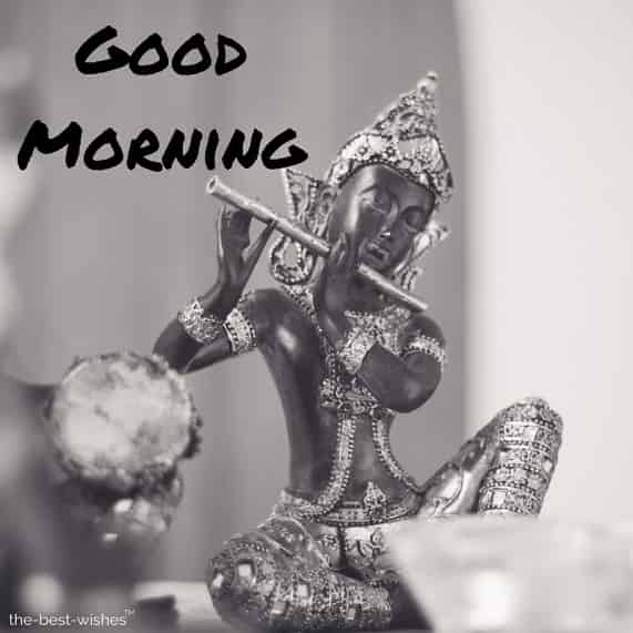good morning krishna photos