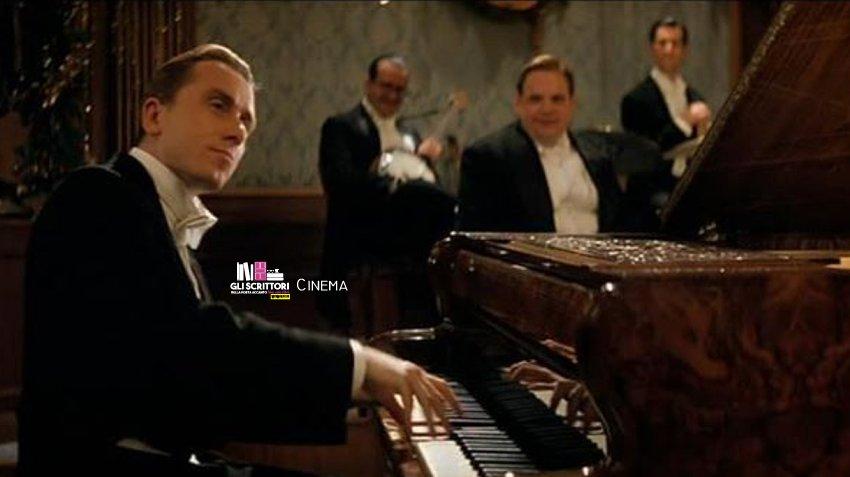 Il monologo di Tim Roth da La leggenda del pianista sull'oceano, di Tornatore