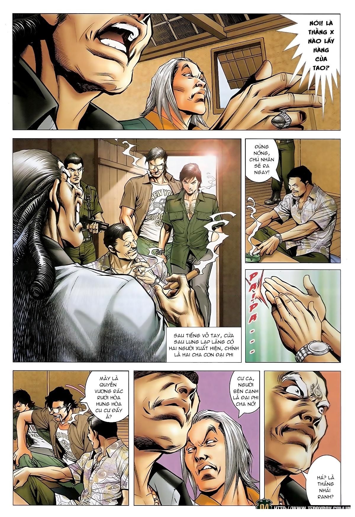 Người Trong Giang Hồ - Chapter 1549: Chơi bẩn - Pic 3