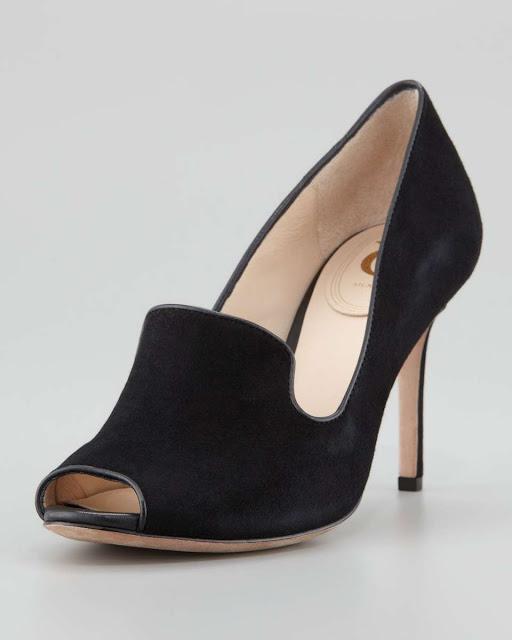 Zapatos negros para fiestas