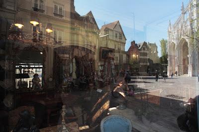Rouen Reflection
