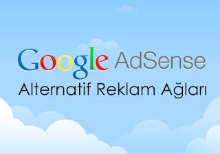 Google Adsense Alternatifi Reklam Firmaları