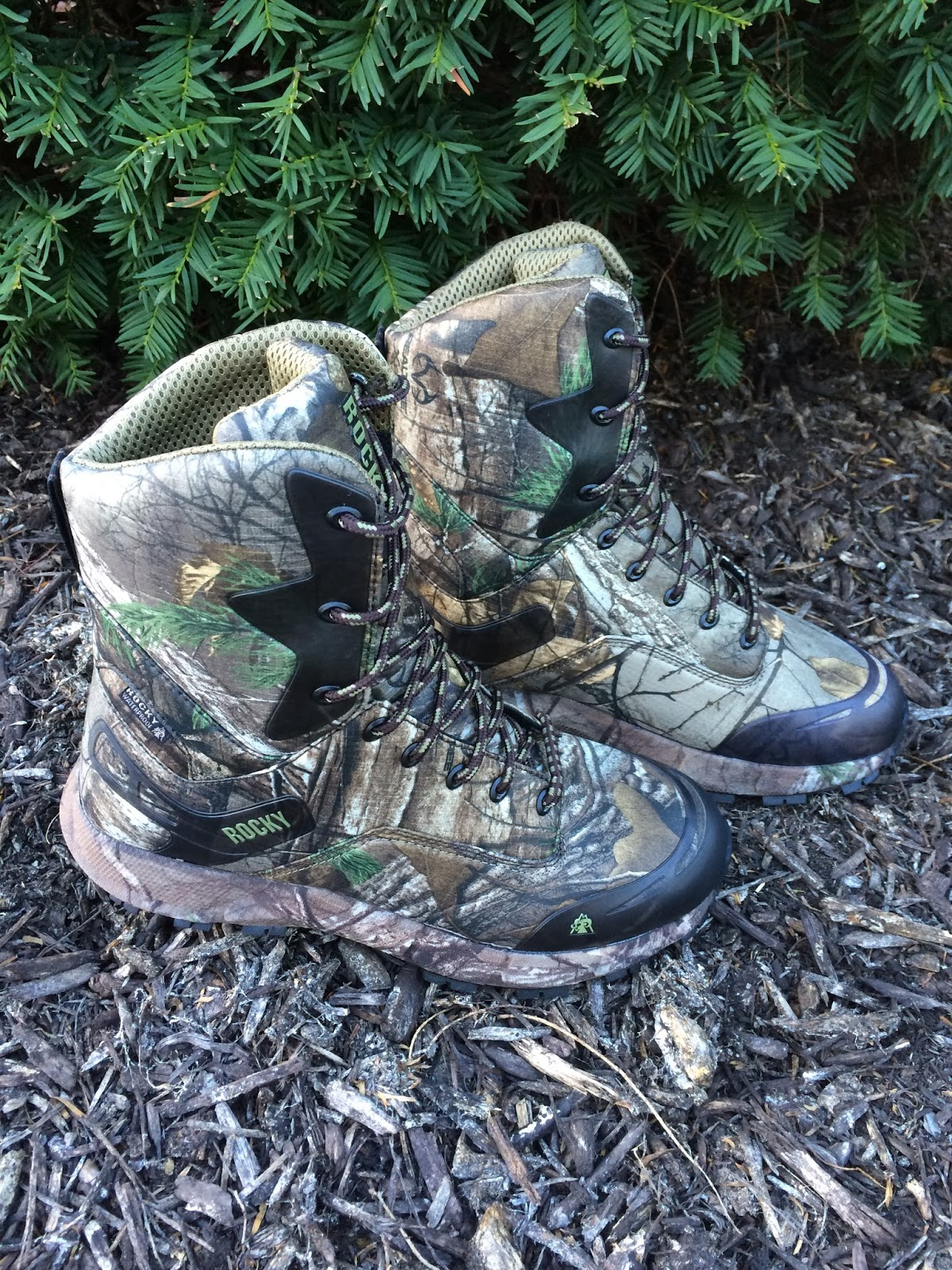 High Country Bowhunter Rocky Broadhead Boots Gear Review