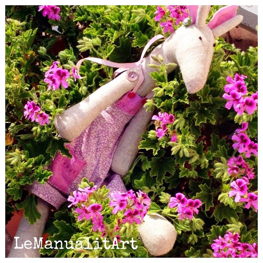 Costura creativa: muñeco para niños