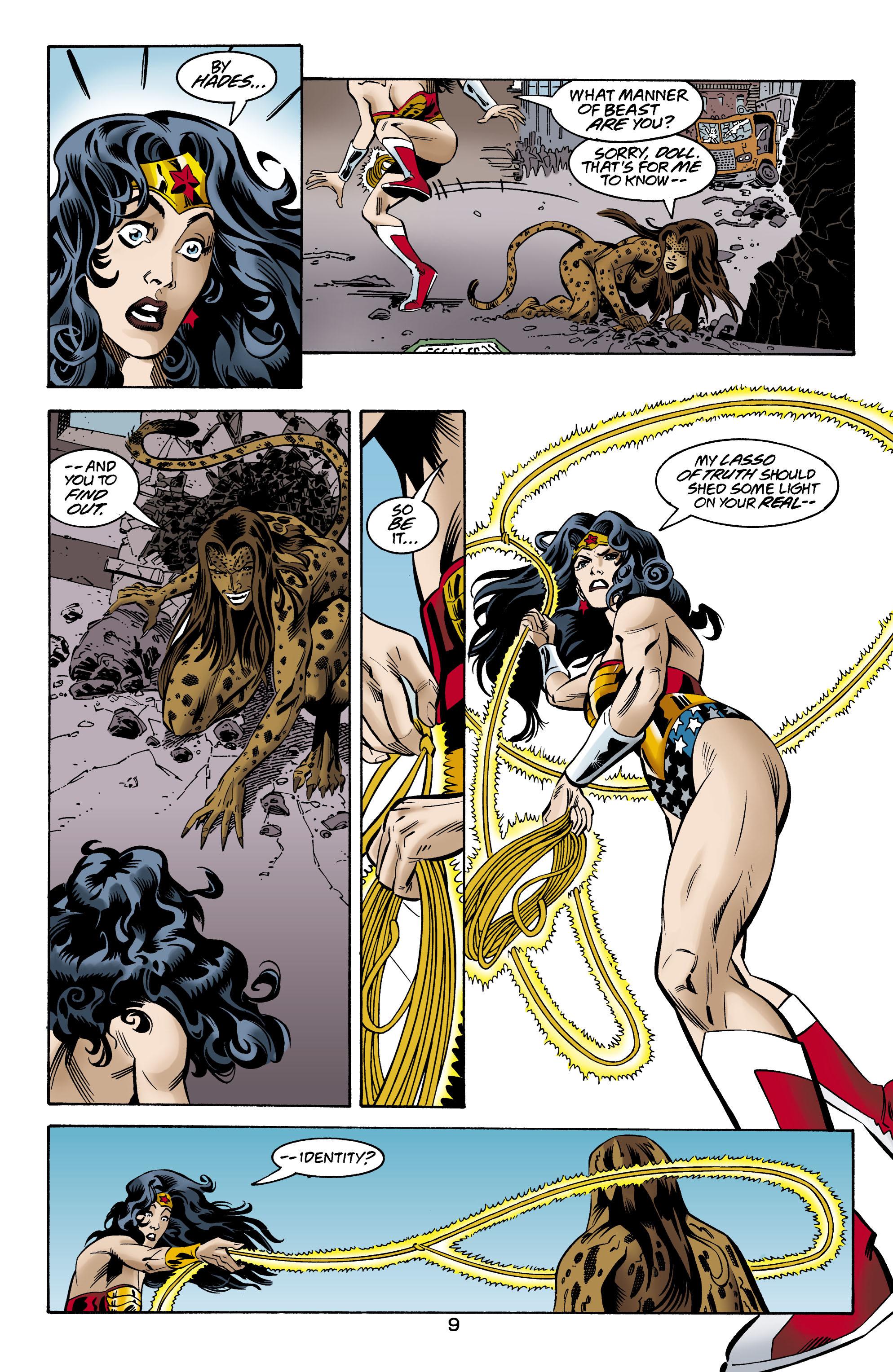Read online Wonder Woman (1987) comic -  Issue #160 - 10