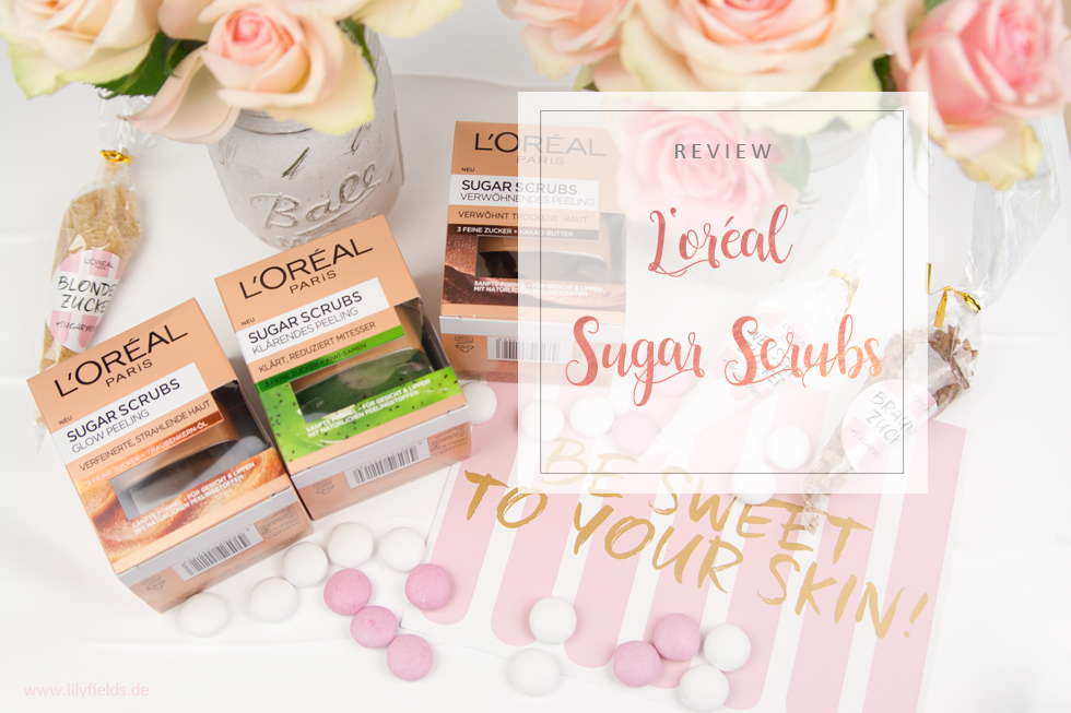L'Oreal - Sugar Scubs - Review