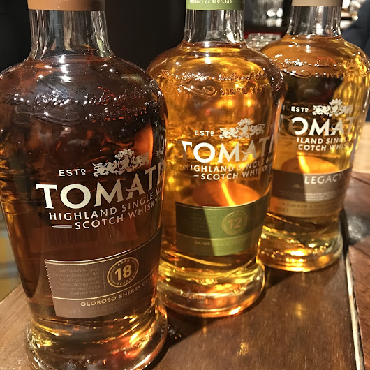 Tomatin Whisky - the Perfect Gift for Fathers Day