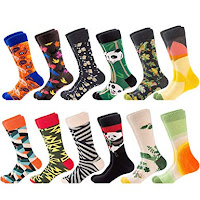 Funny Colorful Socks Set