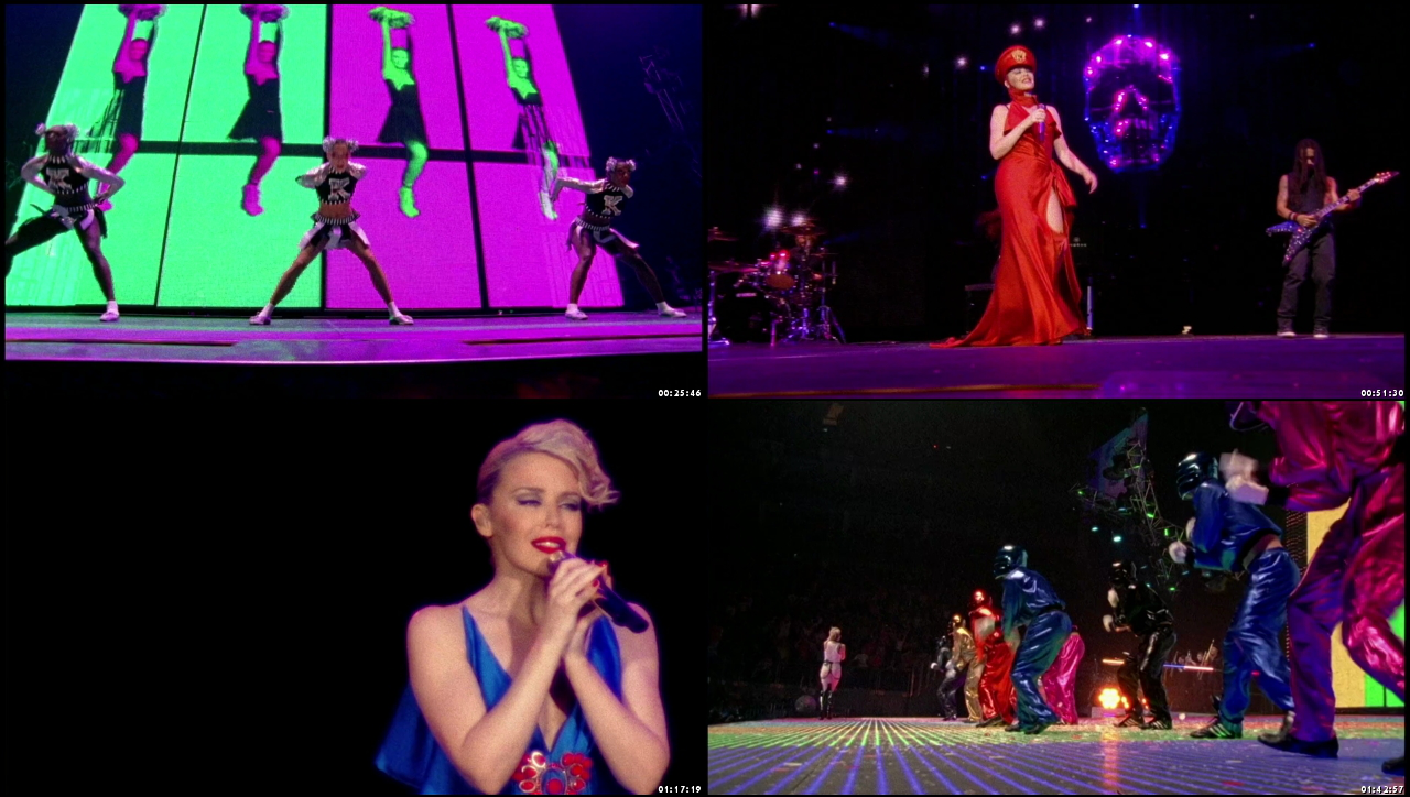 Kylie Minogue: KylieX 2008