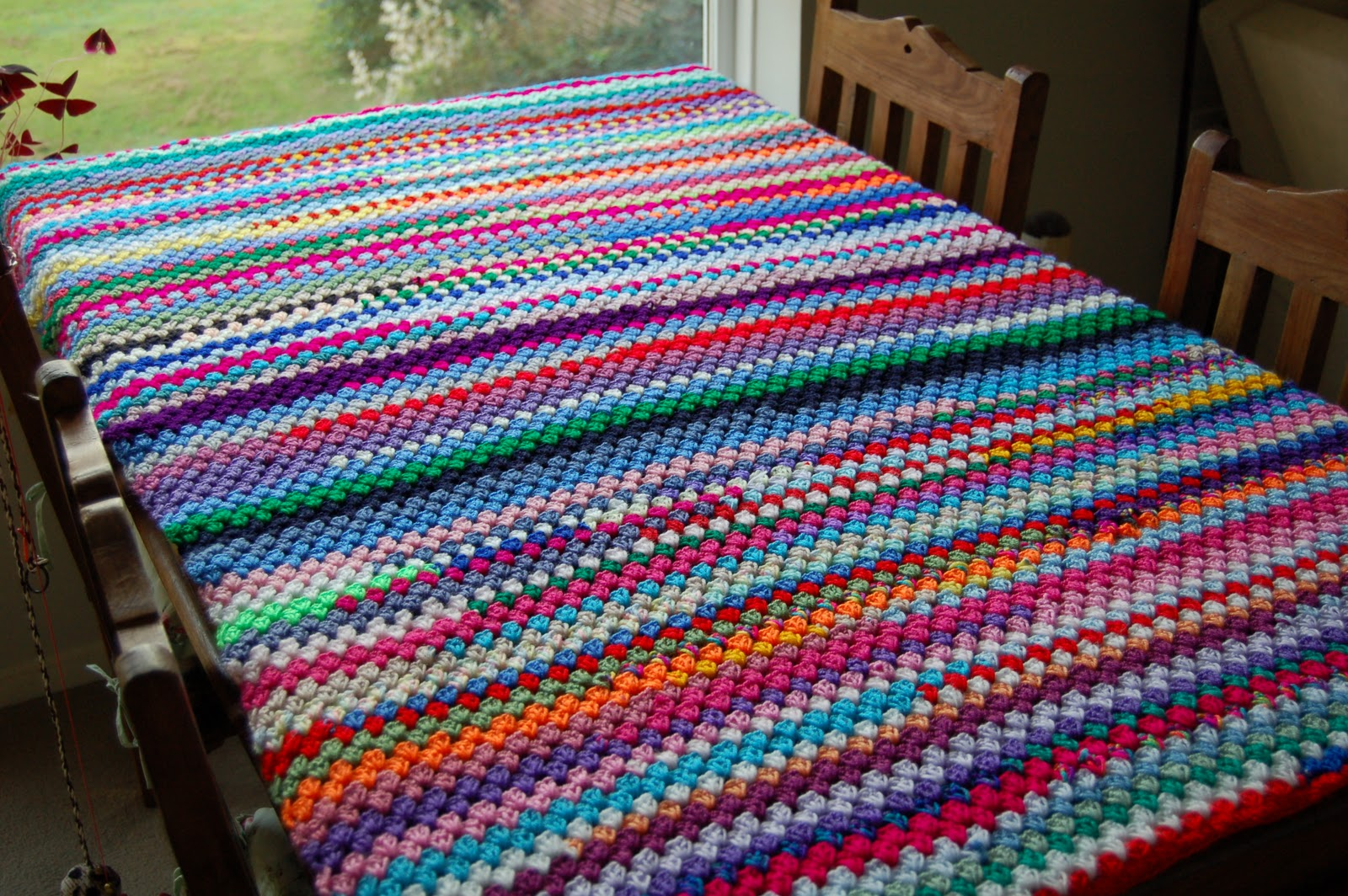 Lizzy Knits - Day by day!: First stitches of the year
