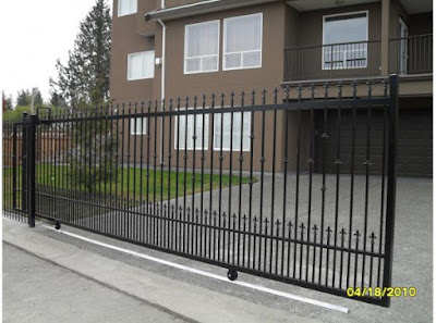 Custom Driveway Gates for your Unique Needs
