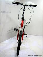 B 20 Inch Viva Valkon 6 Speed Folding Bike