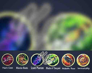 Gear Terkuat Alucard Mobile Legends - Damage Mematikan