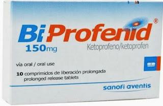 دواعي استعمال دواء باى بروفينيد,بروفينيد 100 mg ,بروفينيد للاسنان ,بروفينيد,