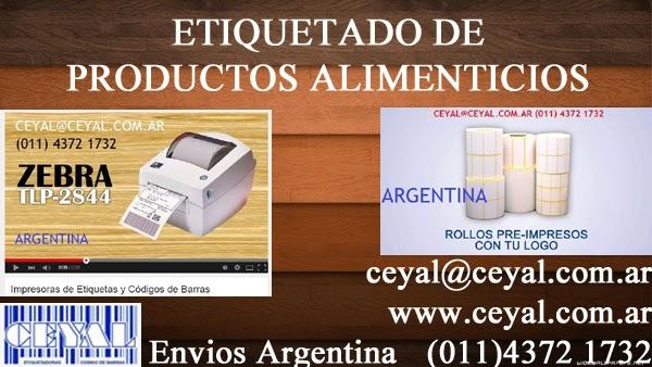 impresora zebra repuestos  Buenos Aires Cap Fed