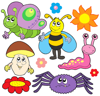 Free Bug Birthday Party Printables