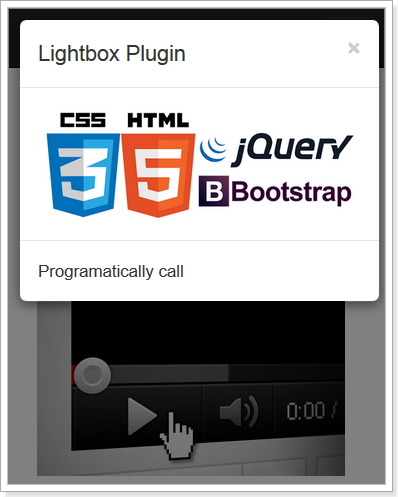 Using Lightbox for Bootstrap 3 in XPages Part II