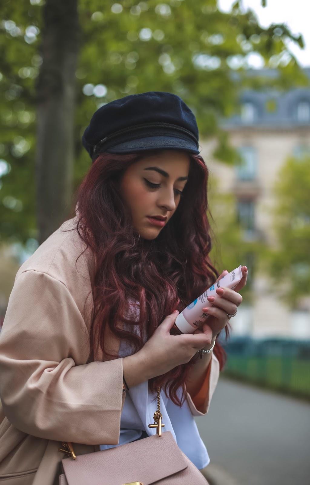 routine beauté d'une parisienne venus is naive blog