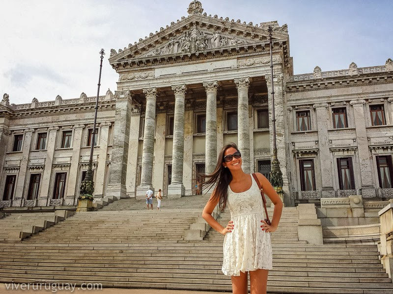 Pal cio legislativo em montevid u uruguai por uma brasileira for Muebleria mi casa montevideo