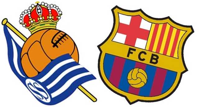 Prediksi Hasil Real Sociedad vs Barcelona 10 April 2016
