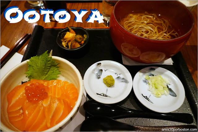 Restaurantes Japoneses en Nueva York: Ootoya