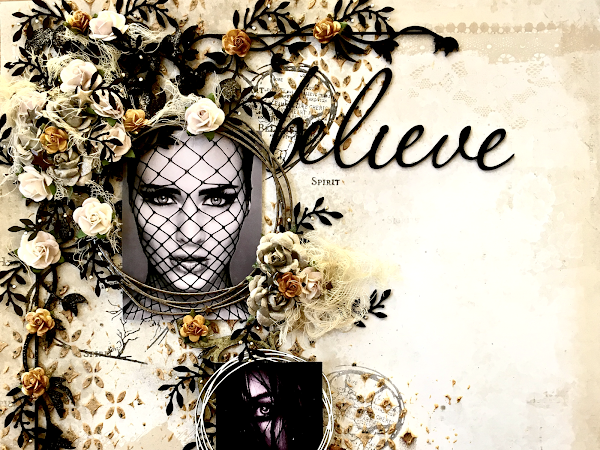 'Believe' Layout + Video