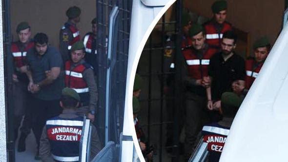 Corte ordena continuar detención de dos soldados griegos en Turquía