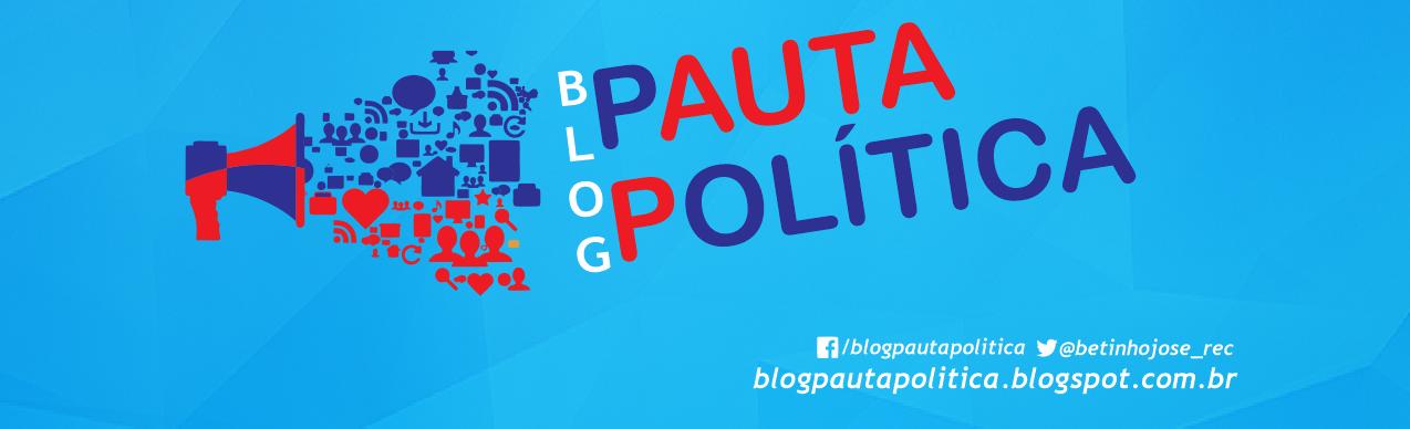 #BlogPautaPolítica #BPP