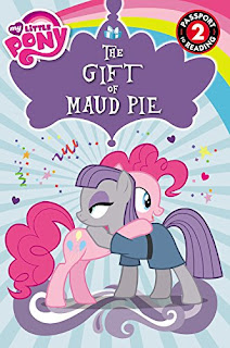 MLP The Gift of Maud Pie Book