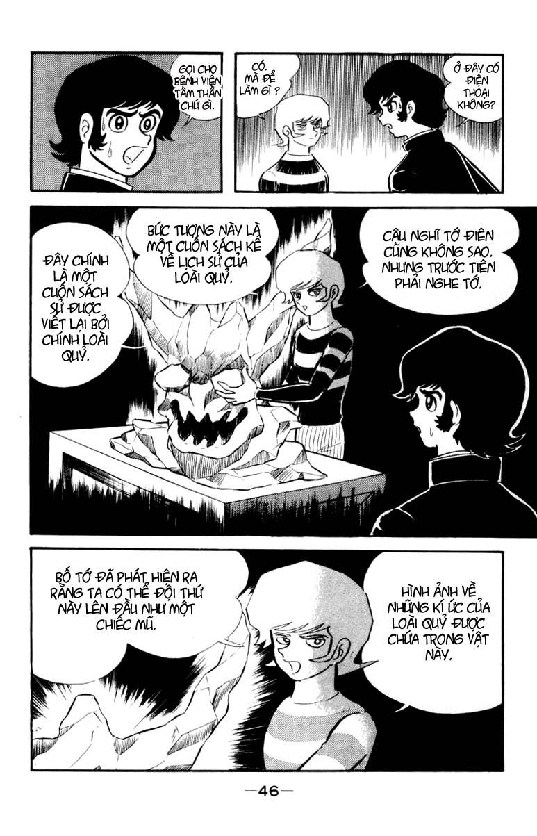 DevilMan chapter 2.1 trang 10