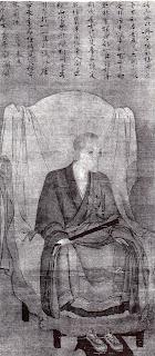 建長寺蘭渓道隆像