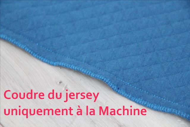Laisse luciefer coudre le jersey la machine tuto for Coudre a futur