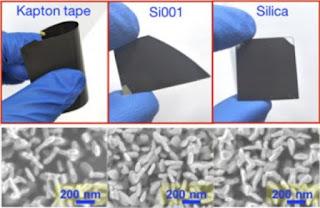 Nanomatrial  Perak sebagai detector biomolekul hingga konversi energy matahari