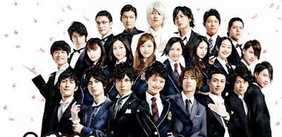 Film Jepang Bergenre School Life