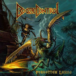 """Το τραγούδι των Booze Control """"Forgotten Lands"""" από το ομότιτλο album"""