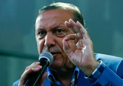 Ερντογάν: Η Ε.Ε. αθέτησε τα συμφωνηθέντα
