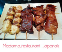 madama restaurant japonais et chinois