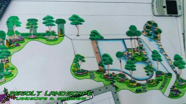 Jasa Desain Dan Pembuatan Taman Di Tuban