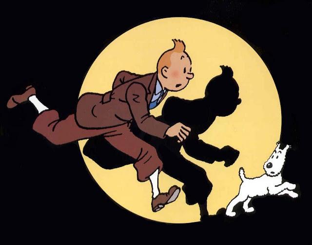 As Aventuras de Tintim | Classica serie animada voltara a ser exibida pela TV Cultura. 20