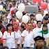 Pelindo 1 dan BUMN Sukses Gelar Jalan Sehat 5 Km dan Karnaval Budaya