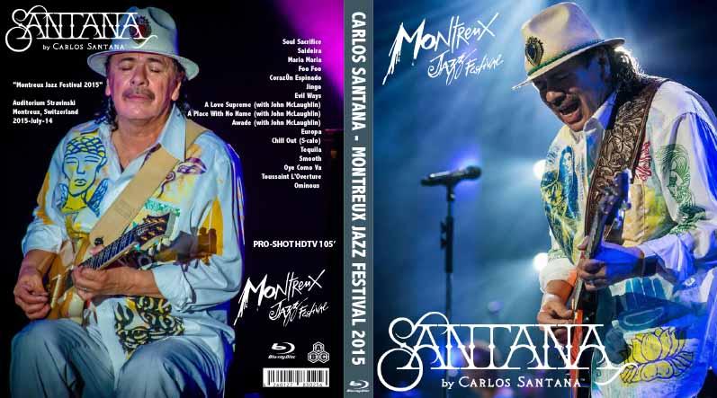 Montreux Jazz Festival 2015 >> Bluray Live Concert