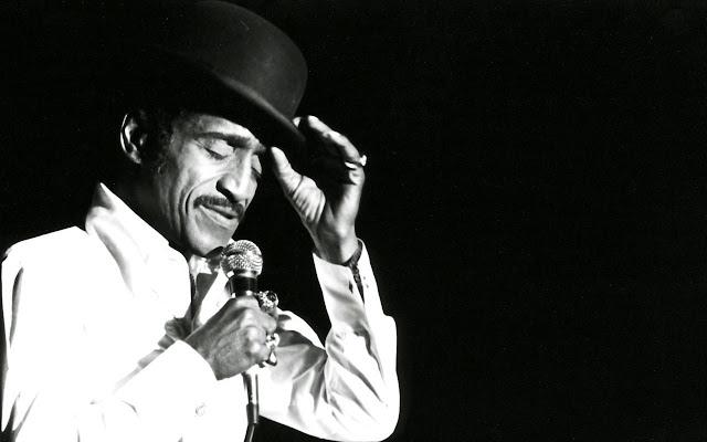 Smile, Darn Ya, Smile Sammy Davis Jr.