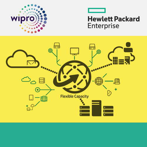 HPE collaborates with Wipro to offer agility to customers