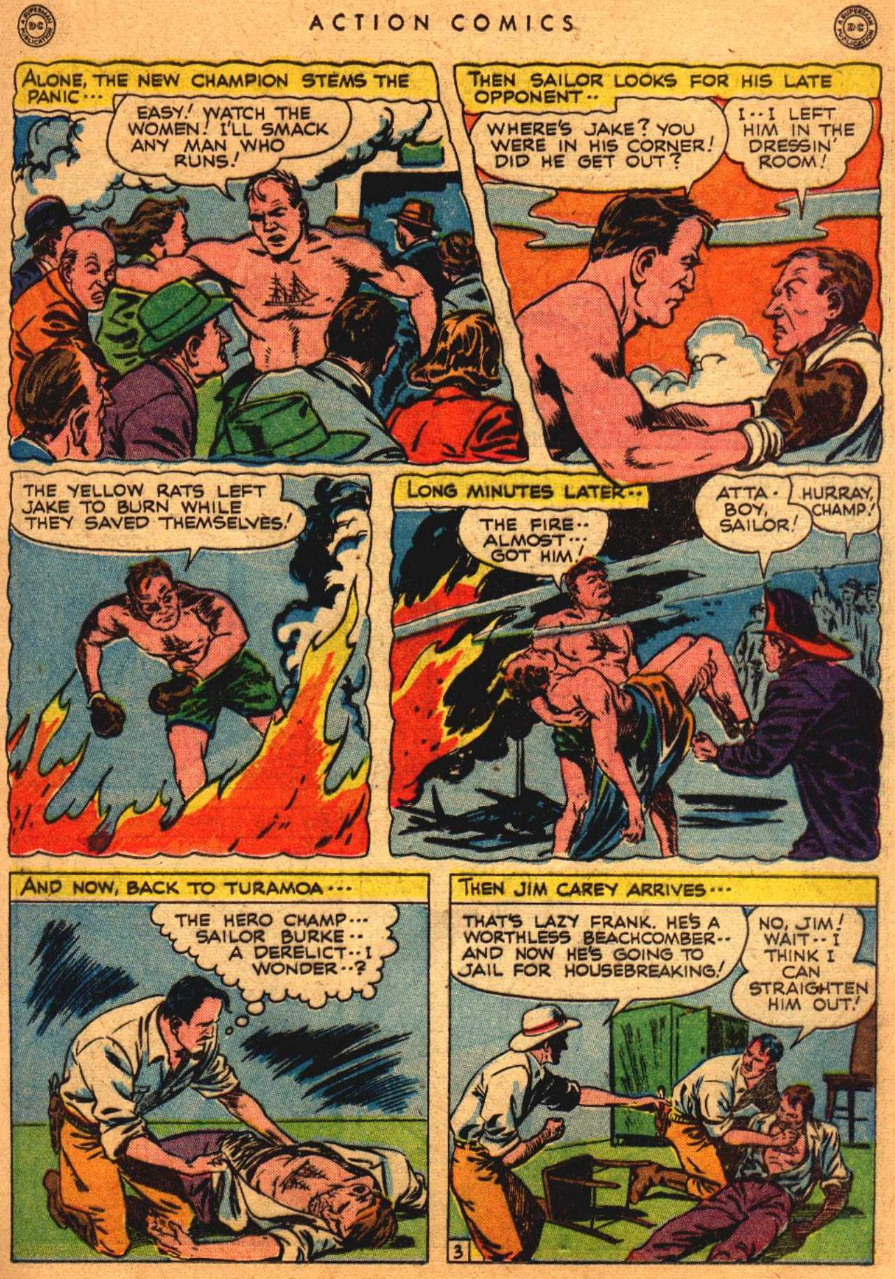 Read online Action Comics (1938) comic -  Issue #108 - 18