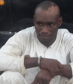 suspected killers of General Mamam Shuwa