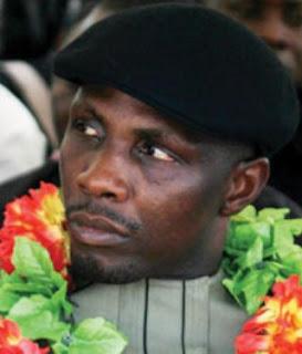 former Niger Delta militant, Government Ekpemupolo aka Tompolo