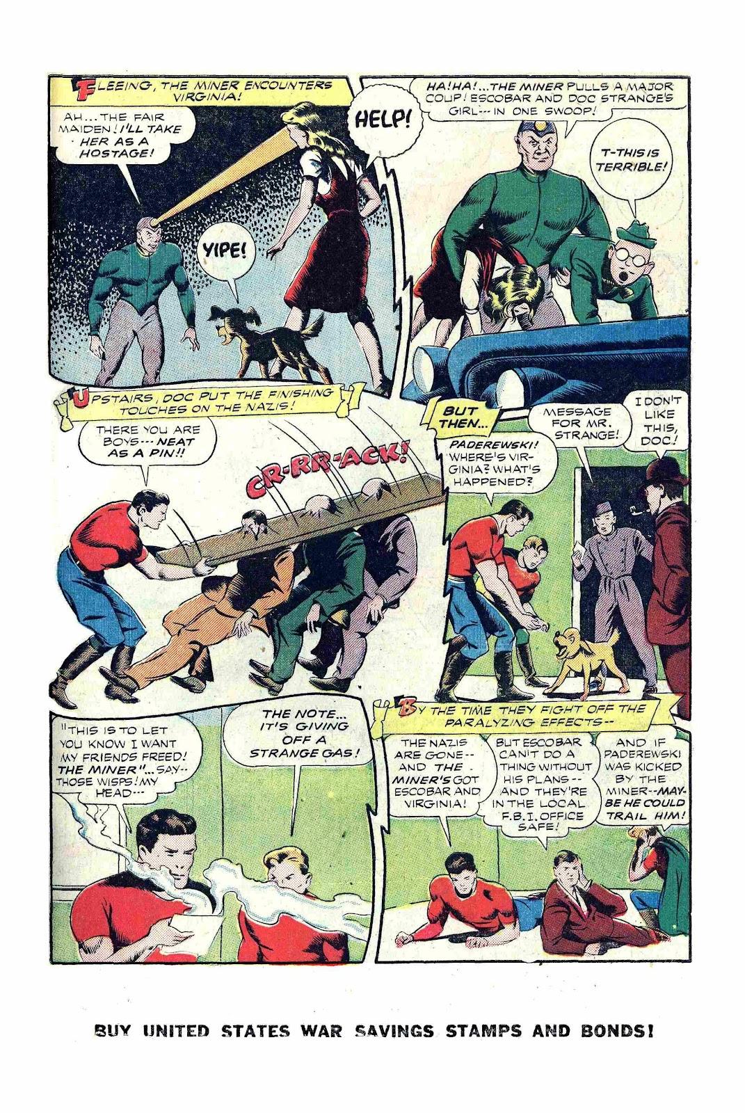 Read online America's Best Comics comic -  Issue #13 - 41